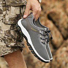 New Men 's Outdoor sports shoes Fashion Casual Breathable Sneakers Running Shoes