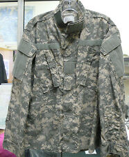 US ARMY GI DIGITAL ACU FR COAT SHIRT FLAME RESISTANT VARIOUS SIZES NEW