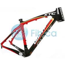 New GIANT XTC C Carbon MTB Mountain Bike Frame 26er Red Press-fit BB92 BB90