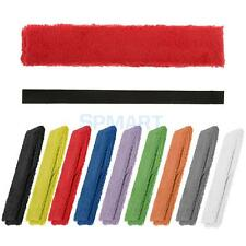 Cotton Badminton Tennis Squash Replacement Self Adhesive Cotton Towel Grip