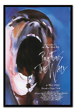Framed Pink Floyd The Wall Film Poster New