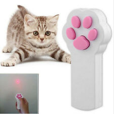 Funny Laser Toy Pet Cat Dog Interactive Automatic Red Laser Pointer Exercise Toy