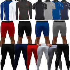 Under Armour Mens Compression Thermal Shirt Top Baselayer Gear Skin Pants Shorts