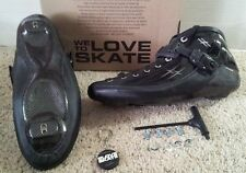 Powerslide 2013 XX carbon speed skating boots sizes 13, 14, 15, 15.5,  NEW!