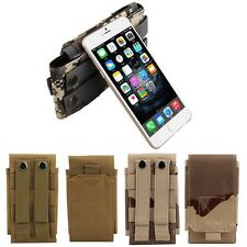 Hot Universal Army Tactical Bag Cell Phone Belt Loop Hook Case Pouch Holster