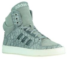 NEW adidas Women's Sneakers Bankshot 2.0 W Hightop Grey Casual shoes M25558