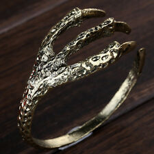 Fashion Vintage Women Accessories Exaggeration Rock Style Ghost Claw Bracelets