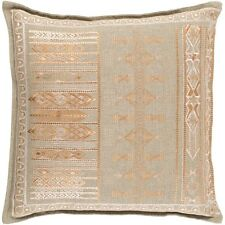 Decorative Fort Worth 22-inch Down or Poly Filled Throw Pillow