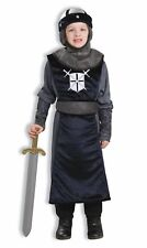 Knight Warrior Medieval Renaissance Costume Child Boys Halloween NEW