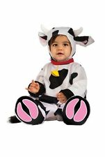 Toddler Cozy Cow Plush Cute & Funny Halloween Costume Fancy Dress Up