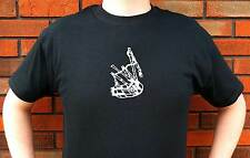 BAGPIPES SCOTTISH KILT MUSIC PIPER GRAPHIC T-SHIRT TEE FUNNY CUTE