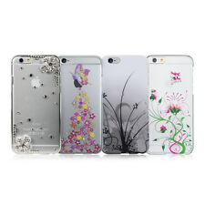 kwmobile LUXURY COVER FOR APPLE IPHONE 6 / 6S DESIRED COLOUR RHINESTONE HARD