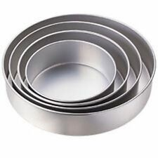Wilton Performance Pans 4 PC Round Pan Set NEW