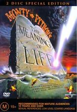 MONTY PYTHON'S: THE MEANING OF LIFE : NEW DVD