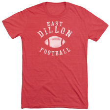 New Friday Night Lights East Dillon Football Adult Soft Tri Blend T-Shirt