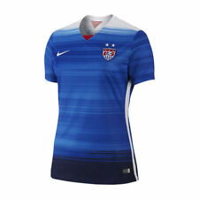 Nike dri-fit United States USA World Cup WC 2015 WOMENS Soccer Jersey AUTHENTIC