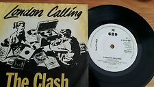 THE CLASH - LONDON CALLING- DUTCH ISSUE  7