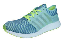 adidas Climachill Rocket Boost Womens Running Sneakers / Shoes - Green