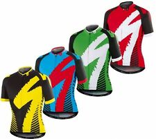 SPECIALIZED COMP RACING SHORT SLEEVE CYCLING BIKE JERSEY 2015