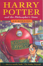 HARRY POTTER AND THE PHILOSOPHERS STONE BY J.K.ROWLING BLOOMSBURY