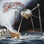Jeff Waynes Musical Version of The War Of The Worlds - 2 CD Set