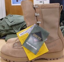 US MILITARY BELLEVILLE 790G ICB INFANTRY COMBAT BOOT GORETEX SAND TAN NEW IN BOX