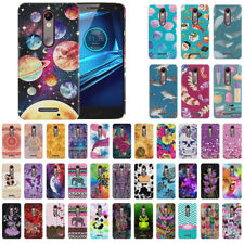 For Motorola Droid Turbo 2 Kinzie XT1585/ X Force Stylish Hard Back Case Cover