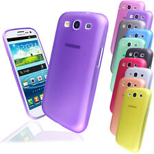 New Stylish Transparent 0.3mm Ultra Thin Case Cover FOR Samsung Galaxy S3 i9300