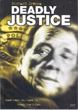 DVD:  DEADLY JUSTICE.....RICHARD CRENNA-MEREDITH BAXTER