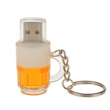 Beer Bottle USB2.0 Flash Memory Stick Pen Drive Flash Drive 4GB/8GB/16GB/32GB