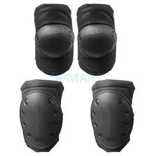 4pcs Skating Skateboard Protector Elbow Knee Protective Pads Protective Gear