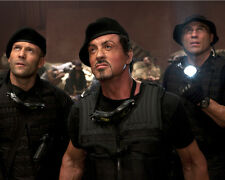 The Expendables Sylvester Stallone Jason Statham Poster or Photo