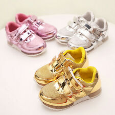 Kid Toddler Children Boys Girls Baby Velcro Soft Comfortable Sport Sandals Shoes