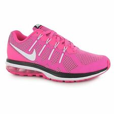 Nike Air Max Dynasty Training Shoes Womens Pink/Wht Fitness Trainers Sneakers