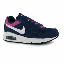 Nike Air Max Ivo Training Shoes Womens Blue/White/Pink Fitness Trainers Sneakers