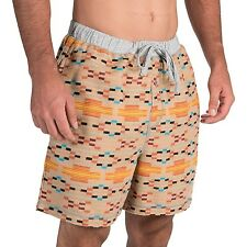 NWT~ MEN'S SHARP TRUE GRIT HEAVY WEIGHT FLANNEL BOXER SHORTS, LOUNGE SHORTS. $35