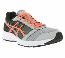 NEW asics Patriot 8 Shoes Running Sports Shoes Grey Fitness Running sports WOW