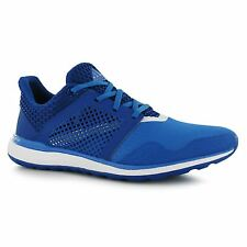 Adidas Energy Bounce Running Shoes Mens Blue/White Fitness Trainers Sneakers