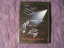 Ray Jamie Foxx Includes Theatrical Film + Extended Version Widescreen + Bonus