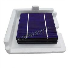 40W 90W 100W 480W 1KW High Power 5x5 Whole Poly Solar Cells for DIY Solar Panel