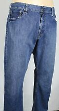 Polo Ralph Lauren Classic 867 Blue Denim Jeans Leather Tag NWT