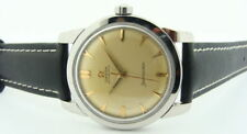 Rare OMEGA Seamaster Steel 354 Bumper Automatic Watch