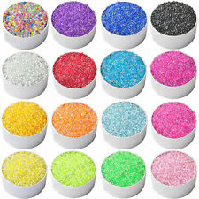 2000 pcs 2mm czech glass seed spacer beads jewelry making diy pick 9 colors