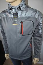 NEW UNDER ARMOUR LOOSE FIT UA PERFORMANCE ALLSEASONGEAR WOVEN MEN`S JACKET NWT
