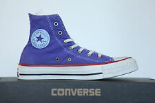 New All Star Converse Chucks Hi Washed 142629c Trainers Sz. 39,5 UK 6,5