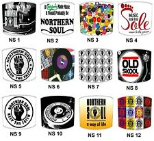 Lampshades Ideal To Match Northern Soul Music, Northern Soul Records & Wall Art