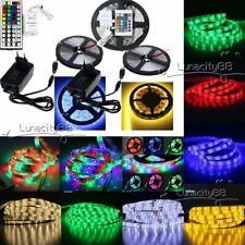 16.4ft/5M Flexible LED Light Strip SMD 3528 300leds Tape Lamp for Garden/Car/Bar