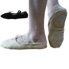 Vogue Ballet Shoes Slippers Canvas Adults Womens Mens Dance Gymnastics Shoes HOT