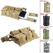 Tactical Army Military Open Top Cartridge Clip Bag Molle Magazine Pouch Pack New