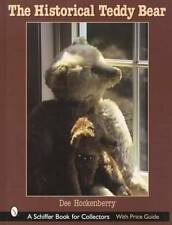 Vintage & AntiqueTeddy Bears Collector Guide incl  Steiff Mohair Schuco Etc